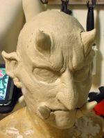 Troll WIP by Magpieb0nes