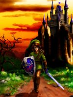 The Adventures of Link by Xprinceofdorknessx