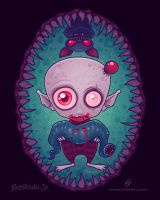 nosferatu jr by fizzgig