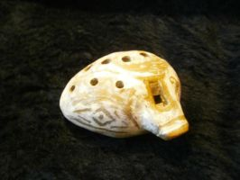 My first Ocarina by Larcivus