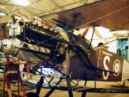WW1 FIGHTER AIRCRAFT by Sceptre63