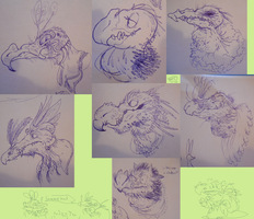 skeksis scribbles 1 by tech-impaired-anubis