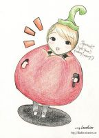 Ryeowook Tomato by Lanaleiss