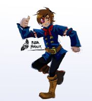 Vyse by RossaCrow