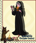Pokecino 2015 Halloween Costume Contest by Hinata-Aron