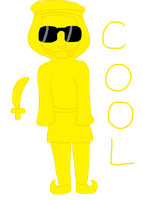 Stephano - COOL by Bubbleberry-chan
