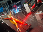 No, Electra Woman, I expect you to die! by Bladebur