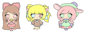 Adopts batch 1~ closed by Chibii-chii