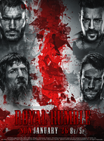 WWE Royal Rumble 2014 Poster by thetrans4med