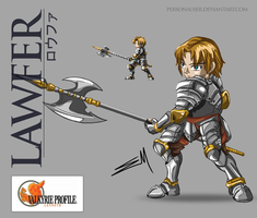 Lawfer Sprite HD by personauser