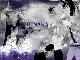 Hirunaka no Ryuusei by SparkOfShadows