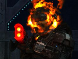 Hell Raiser by THE-R4GE
