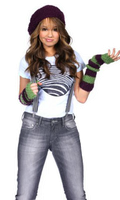 PNG Debby Ryan by ByyCaami
