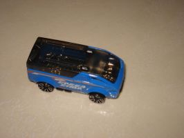 The Vanster from Hot Wheels is on the go by Wael-sa