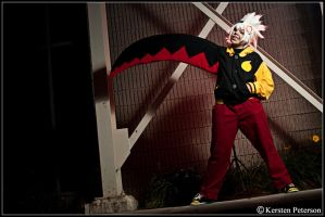 Soul Eater: I'll Be You're Scythe by CosplayerWithCamera