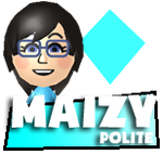 Mii Profile Icon - Maizy by Kulit7215