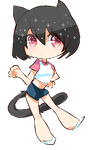 Pixel Chibi Commission Sample by flavorkun