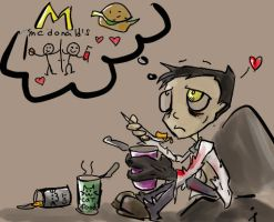 District 9, Wikus. by Ayej