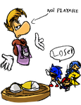 Rayman is in Smash Bros! by jacobmester