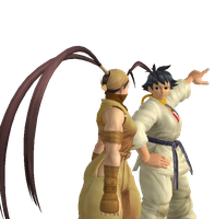 Makoto Shows Ibuki The Other Way by dirtscan