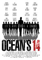 Oceans 14 Poster by hardyzbest