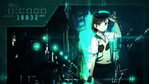 Almost Human [Railgun/Index Series] by HATS-OFF-GraphicD