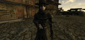 The Plague Doctor by Confidentialinformat