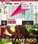 Denver Comic Con Booth Map. by setsuna22