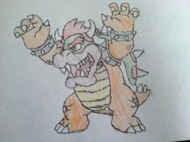 Bowser Time! by Konggers