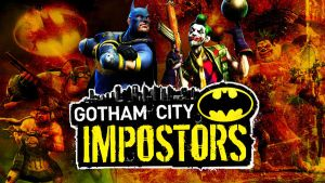 Gotham City Impostors - Wallpaper by mattsimmo