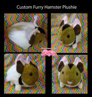 Hamster Commission (from Jan) by SPPlushies