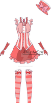 loli outfit  Adoptable closed by AS-Adoptables