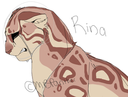 Rina by MBPanther