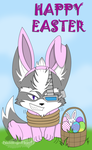 Happy Easter by BlackWingedHeart87