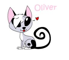 Oliver the Kat my character by Nicie132