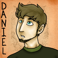 LCS - Daniel Bust by CheshireCatGrin