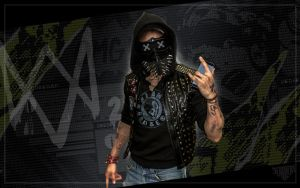 Wrench - WatchDogs2 Cosplay First Preview Leon C. by LeonChiroCosplayArt