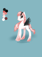 Name your price Pegasus MLP adoptable (closed) by AmericanaCelta