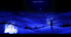 Happy Holidays 2012 by Ferelwing