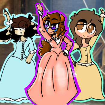 The schuyler sisters! by Faithisnothing