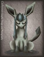 Glaceon by Cashpawz