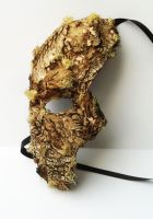 tree man wooden mask by richardsymonsart