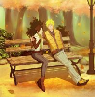 NaruTen: Enjoying the Fall (Full-Version) by JuPMod