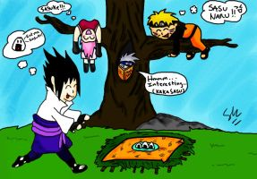 The easiest way to get Sasuke. by LWLP
