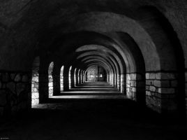 Inside the fortress by Kei2000
