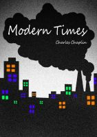 Tempos modernos - Charles Chaplin by Fawled