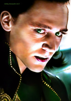 Loki - Burdened with Glorious Purpose XII Ver II by AdmiralDeMoy