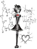 Valentine's Day by midnightsubmission