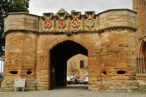 Linlithgow Palace entry by wildplaces