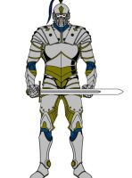Knight by digaman